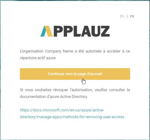 Azure FR integration image 2