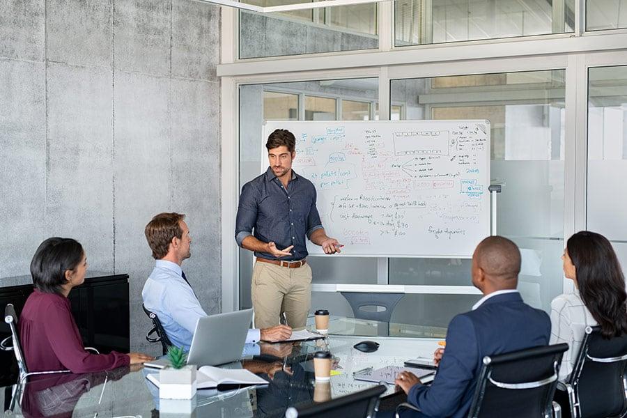 bigstock-Company-executive-presenting-n-346102375
