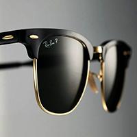 Ray-Bans - Aviator Glasses