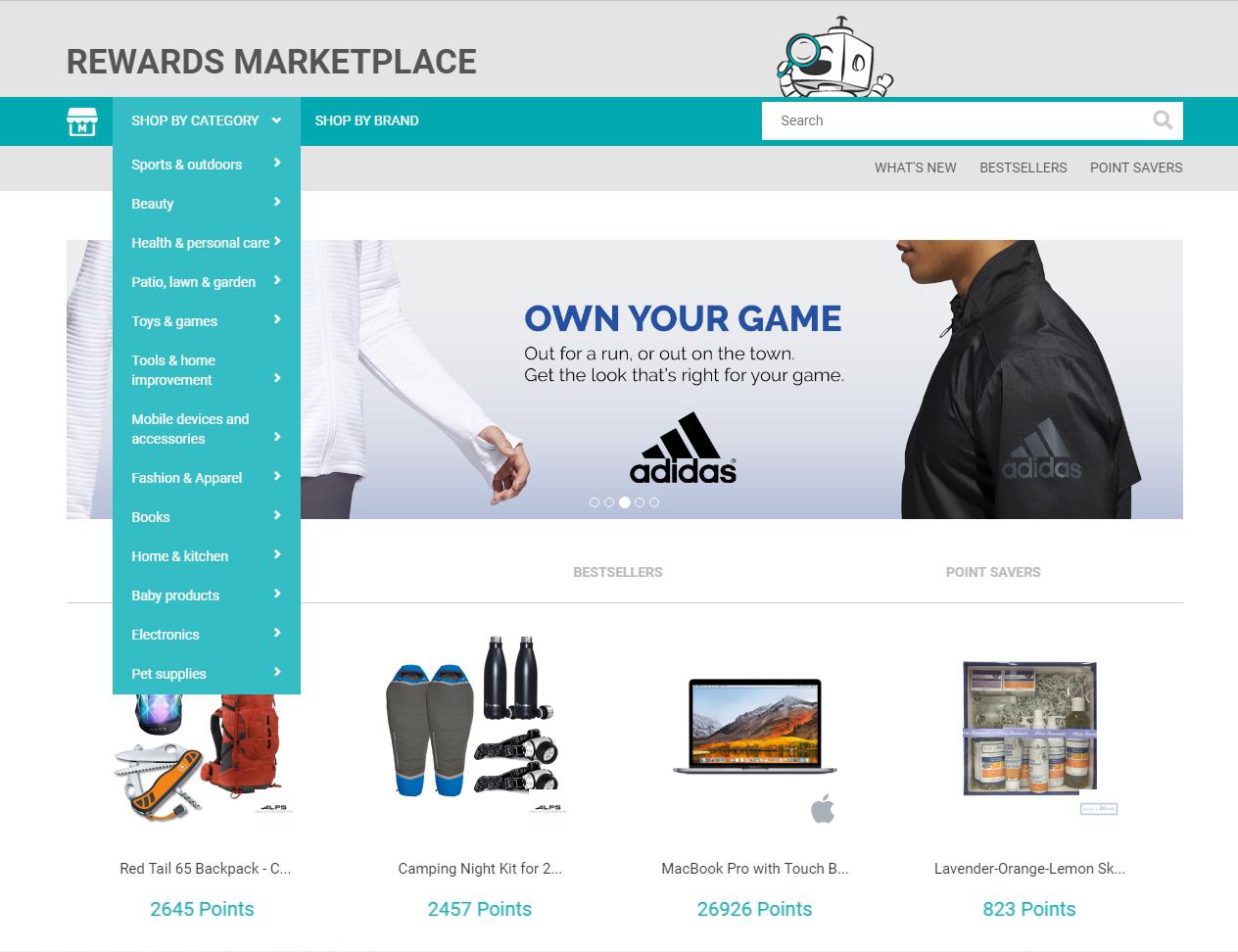 The Rewards Marketplace Image 3