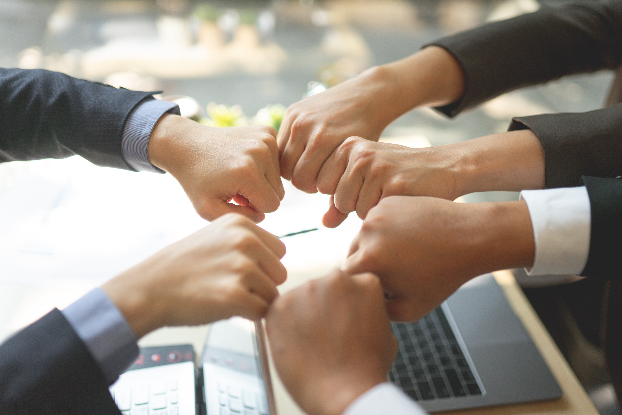 bigstock-Teamwork-Business-Join-Hand-To-350114056
