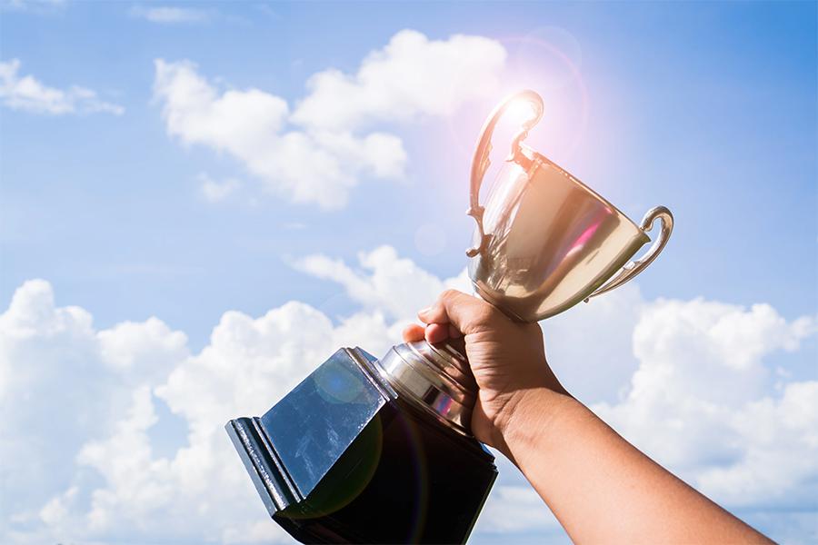 bigstock-Winner-Champion-Trophy-Placed--266659921