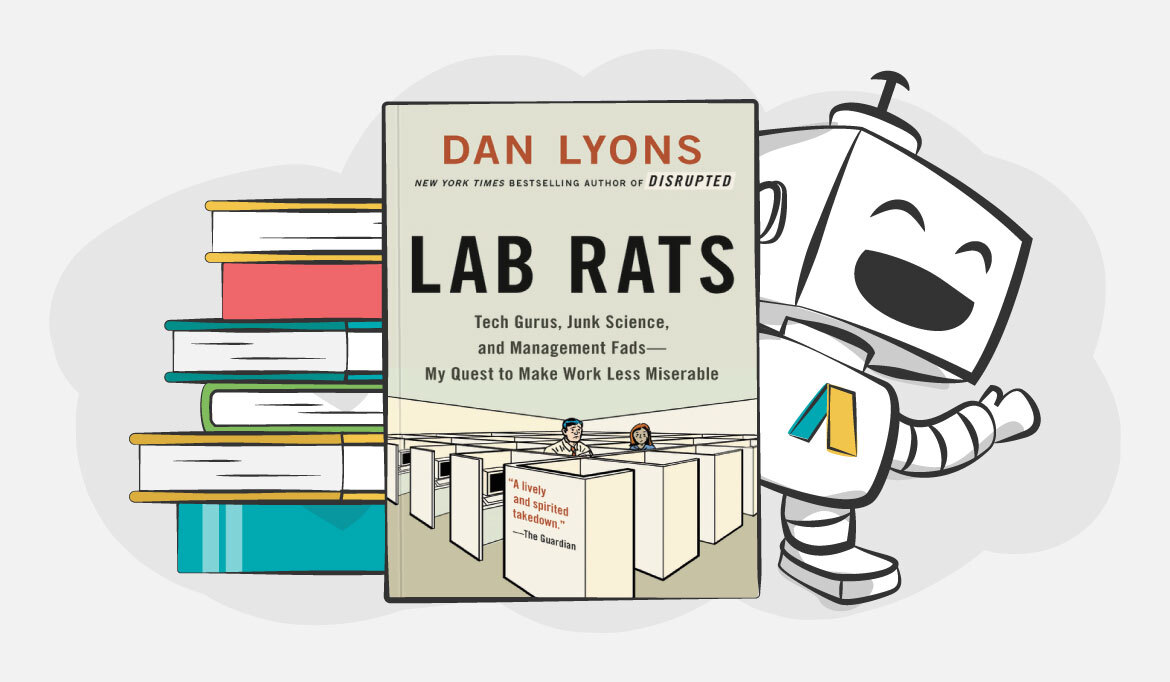 applauz-book-club-lab-rats-summary